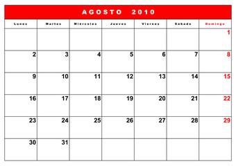 agenda 2010 españa 7