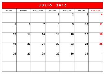 agenda 2010 españa 6