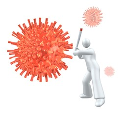 Hit the virus v2