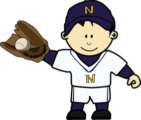K - Baseball 2