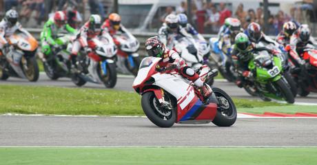 gara moto superbike