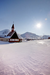 Longyearbyen Church