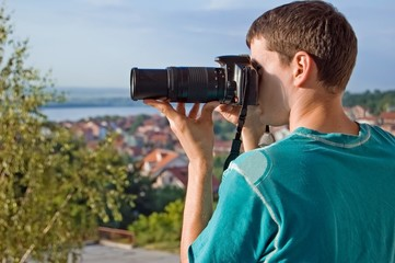 Passionate Photographer