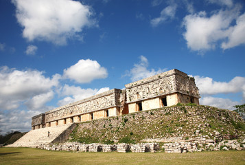 Uxmal, Governor's palace, Mexico