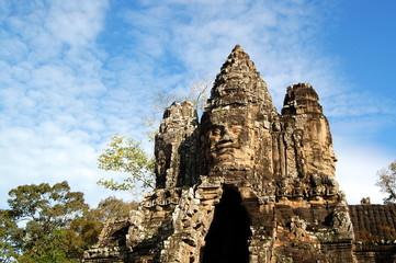 Southgate at Angkor Thom, Cambodia
