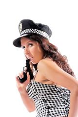 The woman the policeman