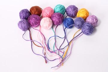 Balls of threads