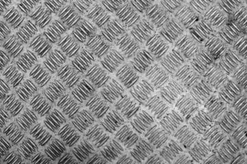 Texture of metal, diamond steel