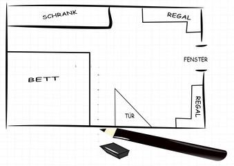 planung illustration