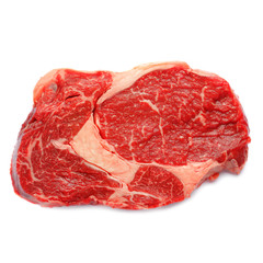 A slice of beef (Entrecote)