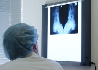 X-ray shot