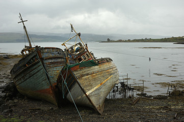 Acrylic Prints Shipwreck ship wrecks