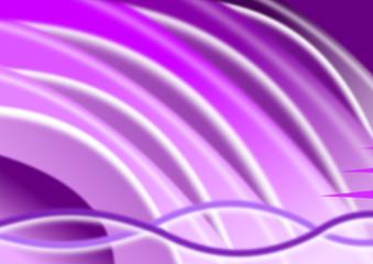 Welle und Linien als Design
