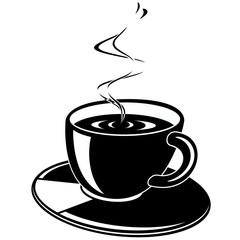 Tazzina Caffé-Cup of Coffee-Tasse de Café-3d-2 - Buy this stock ...