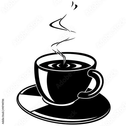 Tasse clipart  Tazza di Caffé-Cup of Coffe Clip Art-Tasse de Café Symbole