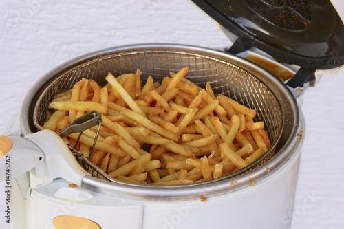 neue friteuse ohne fett