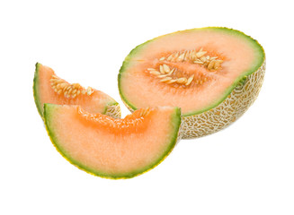 Melon section and segments
