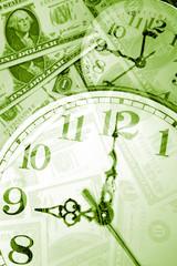 Time is money idea