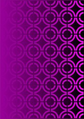 Background magenta circles