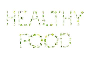 Healthy Food Herbs