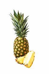 Sweet fresh pineapple