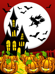 Halloween Sfondo-Halloween Background-Arrière Plan Halloween