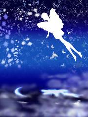 Fairy, night-flying