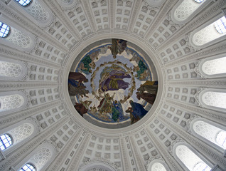 Church Dome - Kirchenkuppel