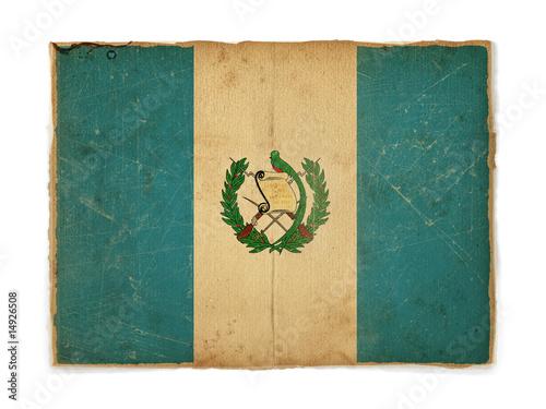 guatemala grunge flag by - photo #24