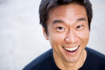 Interestng Asian Man