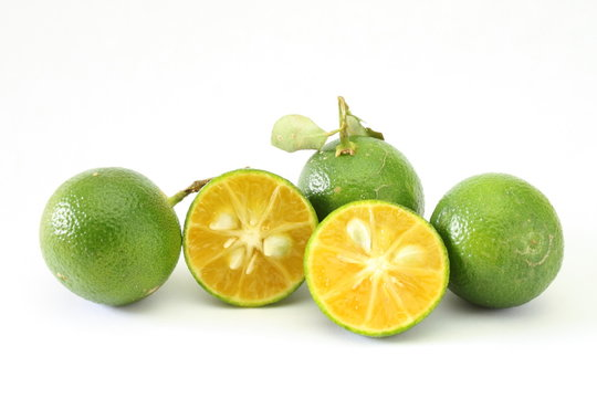 Calamansi - 4 Pieces