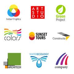 set of 9 brand