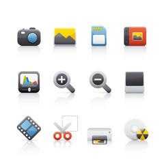 Icon Set - Photography Equipment