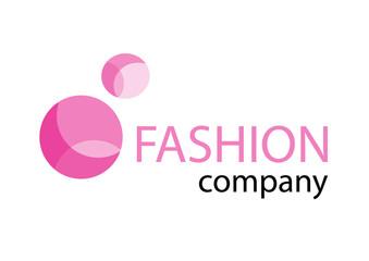 fashion pink logo