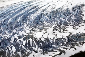 Glacier. Alaska