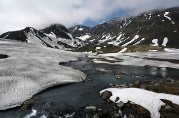 Glacial waters, Alaska