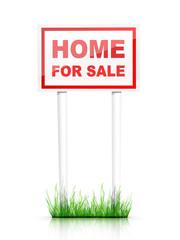 Artwork For Real Estate  - Sign Home For Sale