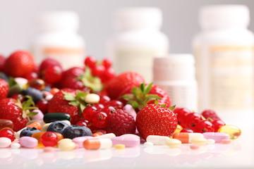 Vitamine und Präparate
