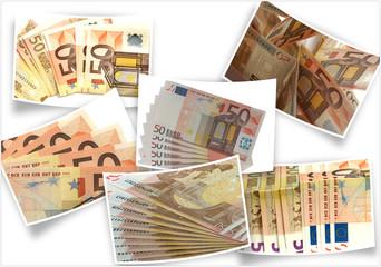 billets de 50 euros