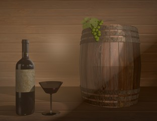 wine of excellent quality