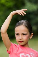 jolie petite danseuse