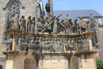 Le Grand Calvaire de Plougastel-Daoulas