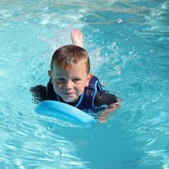 Cours de natation - Apprendre à nager