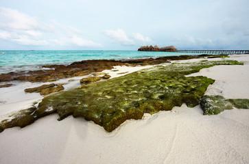 Strand von Angaga - Beach of Angaga