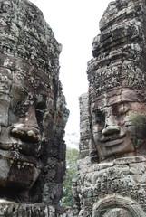 Statues du Bayon