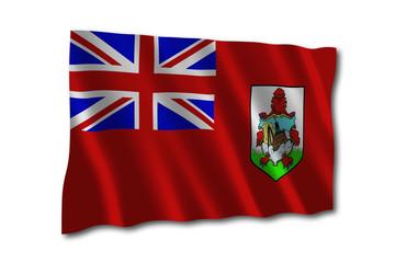 Bermud Flagge flag