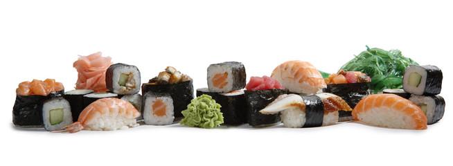 japanese mix sushi