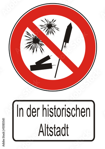 Feuerwerksverbot