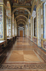The Raphael Loggias, State Hermitage, Saint Petersburg, Russia.