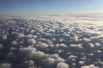 Über den Wolken - Above the clouds